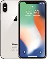 Apple Refurbished iPhone X 64GB silver A-grade