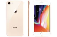 Partly Refurbished Apple iPhone 8 64GB Goud