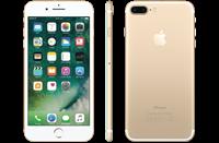 Partly Refurbished iPhone 7 plus 128GB goud B-grade