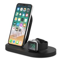 Boost?Up? Wireless Charging Dock iPhone + Apple Watch