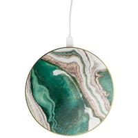 IDeal of Sweden Qi Charger Universal - Golden Jade Marble