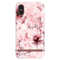 Freedom Series Apple iPhone X/Xs Pink Marble Floral