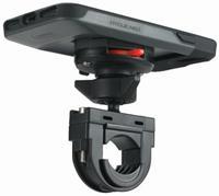 Tigrasport motorhouder met hoes FitClic Neo iPhone 6/6S/7/8 (Plus)