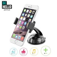 Universal Car Holder Dashboard up to 5.5Inch Black -