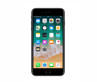 Apple Refurbished iPhone 7 Plus Glanzend zwart 128GB Zeer goed