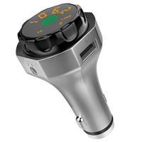 Multifunctionele Autolader & Bluetooth FM-zender AP06 - 3.1A