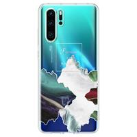 Huawei P30 Pro Clear Case 51993026 - Glacial Fairyland