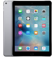 Apple Refurbished iPad Air 2 32GB WiFi zwart/space grey B-grade
