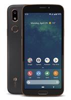 Doro 8080 Senioren-Smartphone Graphit