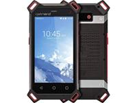 Getnord Outdoor Smartphone 16GB 4.7 Zoll (11.9 cm) Dual-SIM Android™ 8.1 Oreo 8 Mio. Pixel Sc
