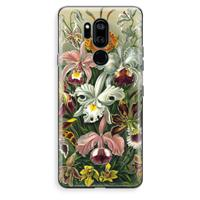 G7 Thinq Transparant Hoesje (Soft) - Haeckel Orchidae