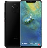 huawei Mate 20 Pro 128GB Zwart