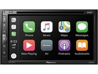pioneer AVH-Z5200DAB Autoradio met scherm dubbel DIN DAB+ tuner, Bluetooth handsfree, Aansluiting voor achteruitrijcamera