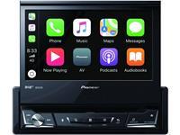 pioneer AVH-Z7200DAB Autoradio met scherm DAB+ tuner, Aansluiting voor stuurbediening, Bluetooth handsfree, AppRadio
