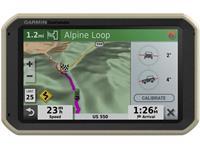 garmin Overlander Navigatiesysteem voor all-terrain voertuigen 17.8 cm 7 inch Zuidelijk-Afrika, Noord-Afrika, Nabije Oosten, Europa, Topografische kaarten