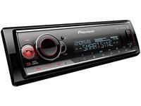 pioneer MVH-S520BT Autoradio enkel DIN Bluetooth handsfree, AppRadio