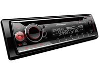 pioneer DEH-S520BT Autoradio enkel DIN Bluetooth handsfree, AppRadio