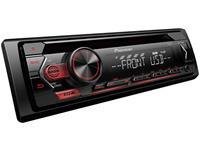 pioneer DEH-S120UB Autoradio enkel DIN AppRadio, Bluetooth handsfree