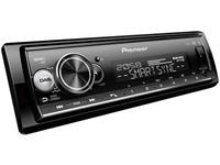 pioneer MVH-S520DAB Autoradio enkel DIN DAB+ tuner, Bluetooth handsfree, AppRadio