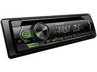pioneer DEH-S120UBG Autoradio enkel DIN AppRadio, Bluetooth handsfree