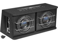 hifonics TDA-200R Auto-subwoofer actief 600 W