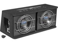 hifonics TDA-250R Auto-subwoofer actief 600 W