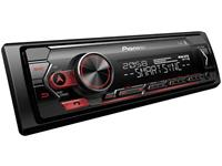 pioneer MVH-S420BT Autoradio enkel DIN Bluetooth handsfree, AppRadio