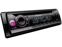 pioneer DEH-S220UI Autoradio enkel DIN AppRadio, Bluetooth handsfree