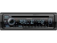 kenwood KDC-BT740DAB Autoradio enkel DIN Incl. DAB-antenne, DAB+ tuner