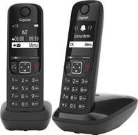 Gigaset AS690R DUO dect telefoon
