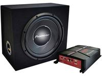 pioneer Auto-subwoofer chassis 30 cm 1400 W GXT-3730B 4 â¦