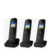 Panasonic KX-TGH713NLB huistelefoon