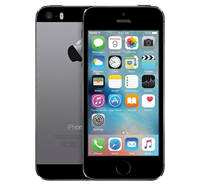 Apple iPhone 5S - 16GB - Space Grey - B+ Grade
