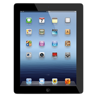 apple iPad 3 - 16GB - Black - A Grade