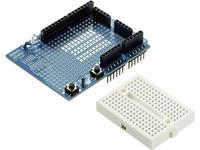 Protoshield Prototyping Board met mini-insteekprintplaat voor Arduino UNO