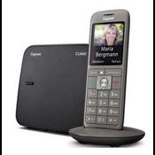 Gigaset CL 660 DECT-telefoon Antraciet, Zwart