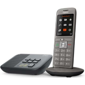 Gigaset CL660A DECT-telefoon Antraciet, Zwart