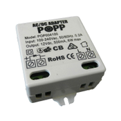 Popp Z-Wave External Power Supply Unit for Smoke Detector POPE004001
