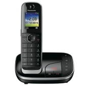 Panasonic KX-TGJ320 DECT-telefoon Zwart Nummerherkenning