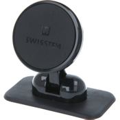 Swissten S-GRIP DM6 Car Holder Magentic Universal One-Handed Operation Black 65010420