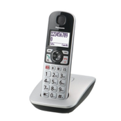 Panasonic KX-TGE510GS telefoon DECT-telefoon Zwart, Zilver Nummerherkenning