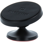 Swissten S-GRIP DASHBOARD DM7 Car Holder Magnetic Universal One-Handed Operation Metal Body Black 65010421