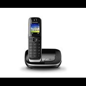 Panasonic KX-TGJ310 DECT-telefoon Zwart Nummerherkenning