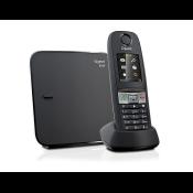 Gigaset E630 Analog/DECT Telephone Black S30852-H2503-C101