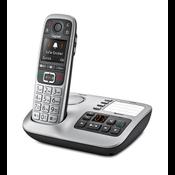 Gigaset E560A telefoon DECT-telefoon Zwart, Zilver Nummerherkenning