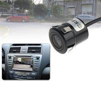 Waterdichte draadloze zender Ontvangende Punch DVD achteruitrijcamera, met schaalplaat, ondersteuning geïnstalleerd in auto DVD Navigator of automonitor, brede kijkhoek: 170 graden (WX004) (zwart