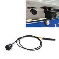 640x480 Pixel waterdichte auto Auto-gevoeligheid 12 mm Mini Butterfly achteruitrijcamera achteruitrijcamera