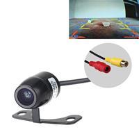 PZ403-AD 500TV Lijnen Afstandsmeting Waterdichte Auto achteruitrijcamera, kleuren 3089CMOS beeldsensor, brede kijkhoek: 120 graden