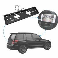 PZ421-WF Europa auto nummerplaat frame 170 graden wifi achteruitrijcamera