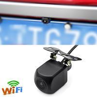 IP66 waterdichte nachtzicht mini wifi achteruitrijcamera, nachtzicht Afstand: 5-10m